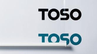 透明ロールスクリーン・タペストリー|TOSO
